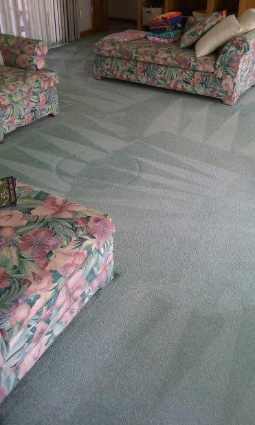 Carolina Pro Clean carpet cleaning