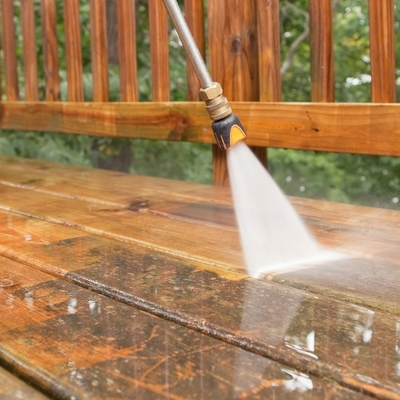 Carolina Pro Clean pressure washing