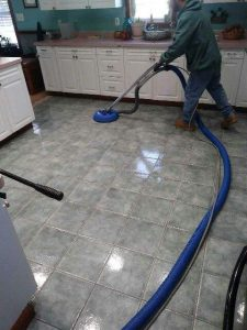 Carolina Pro Clean tile cleaning