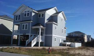 Carolina Pro Clean power washed house 1