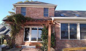 Carolina Pro Clean power washed house 2