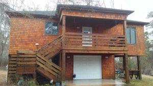 Carolina Pro Clean power washed house 3