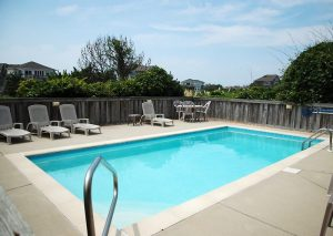 Carolina Pro Clean swimming pool