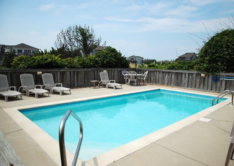 Carolina Pro Clean swimming pool