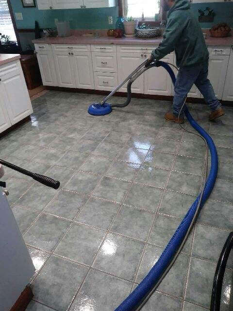 Carolina Pro Clean tile 1
