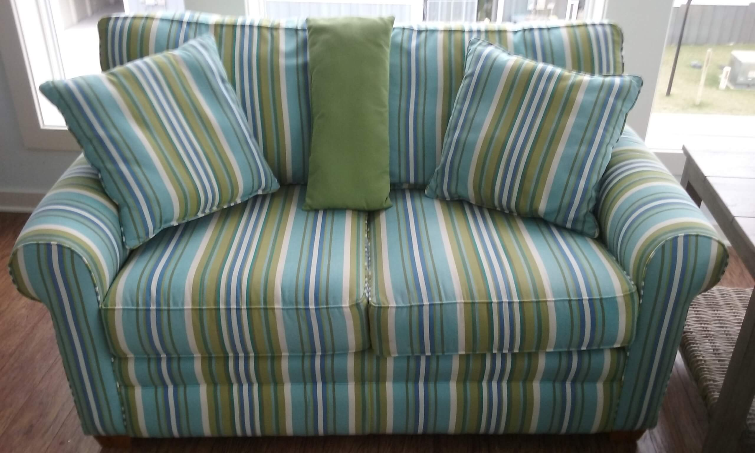 Carolina Pro Clean upholstery 1