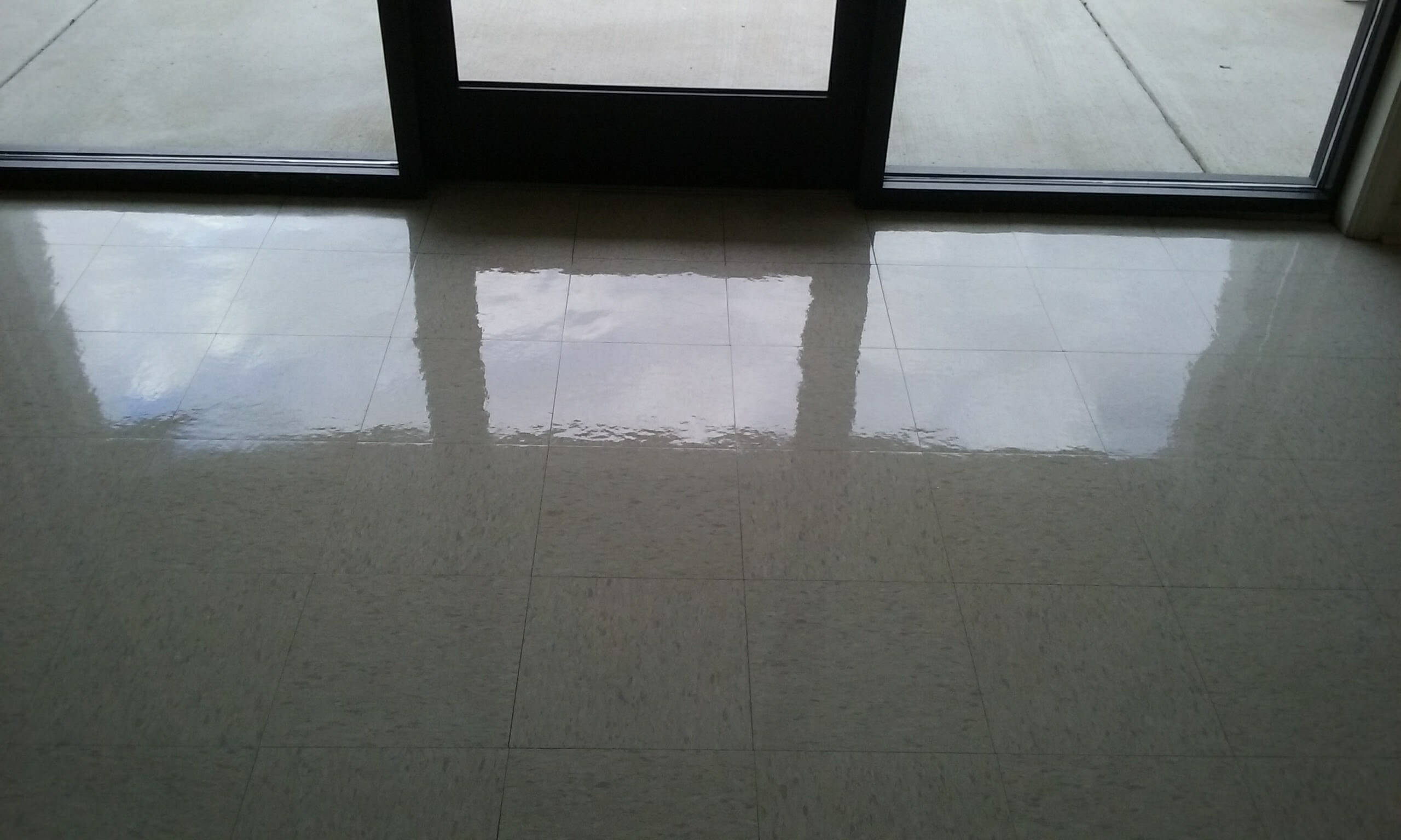 Carolina Pro Clean waxed floor 1