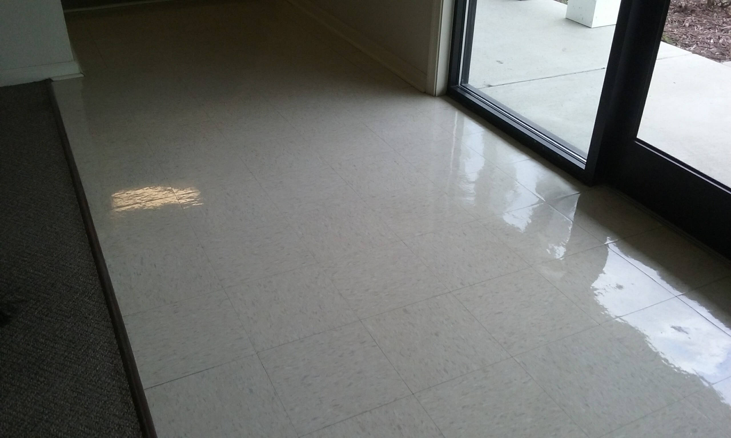 Carolina Pro Clean waxed floor 2