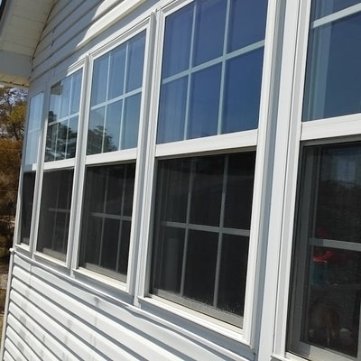 Carolina Pro Clean window cleaning