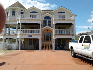 Carolina Pro Clean pressure washed house 11