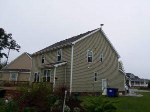 Carolina Pro Clean pressure washed house 15