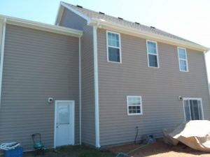 Carolina Pro Clean pressure washed house 18
