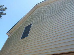 Carolina Pro Clean pressure washed house 24