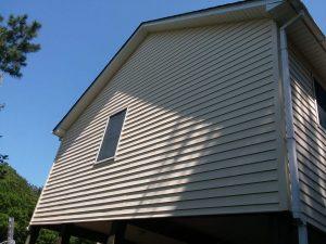 Carolina Pro Clean pressure washed house 26