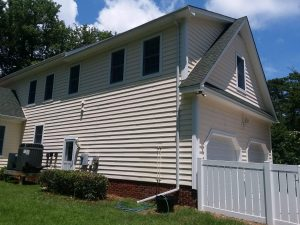 Carolina Pro Clean pressure washed house 28