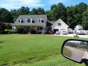 Carolina Pro Clean pressure washed house 30