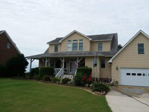 Carolina Pro Clean pressure washed house 31