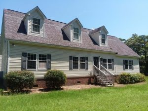 Carolina Pro Clean pressure washed house 36