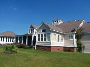 Carolina Pro Clean pressure washed house 37