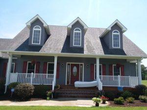 Carolina Pro Clean pressure washed house 39