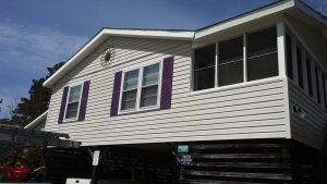 Carolina Pro Clean pressure washed house 44