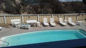 Carolina Pro Clean pressure washed pool 1