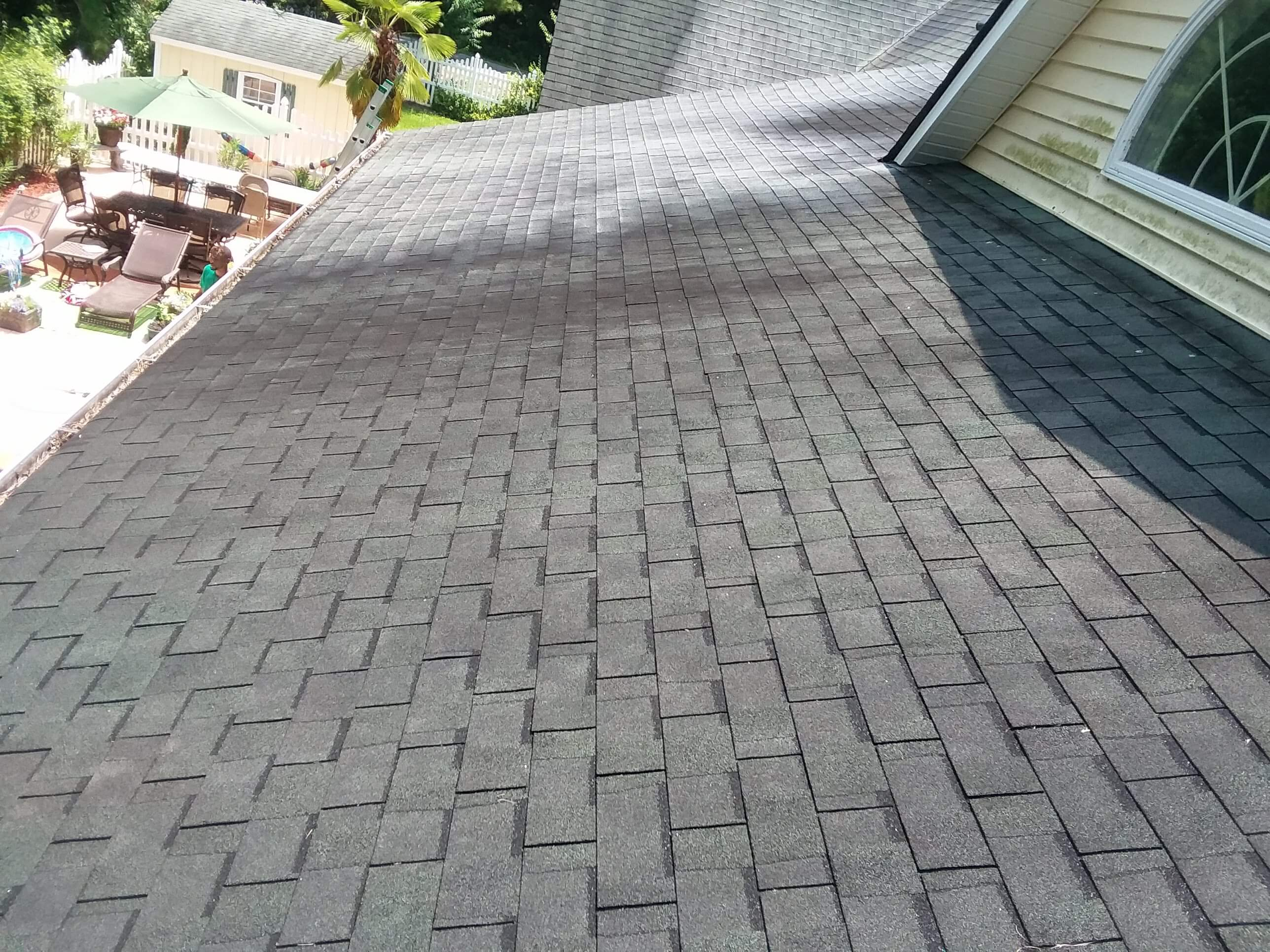 Carolina Pro Clean roof 1