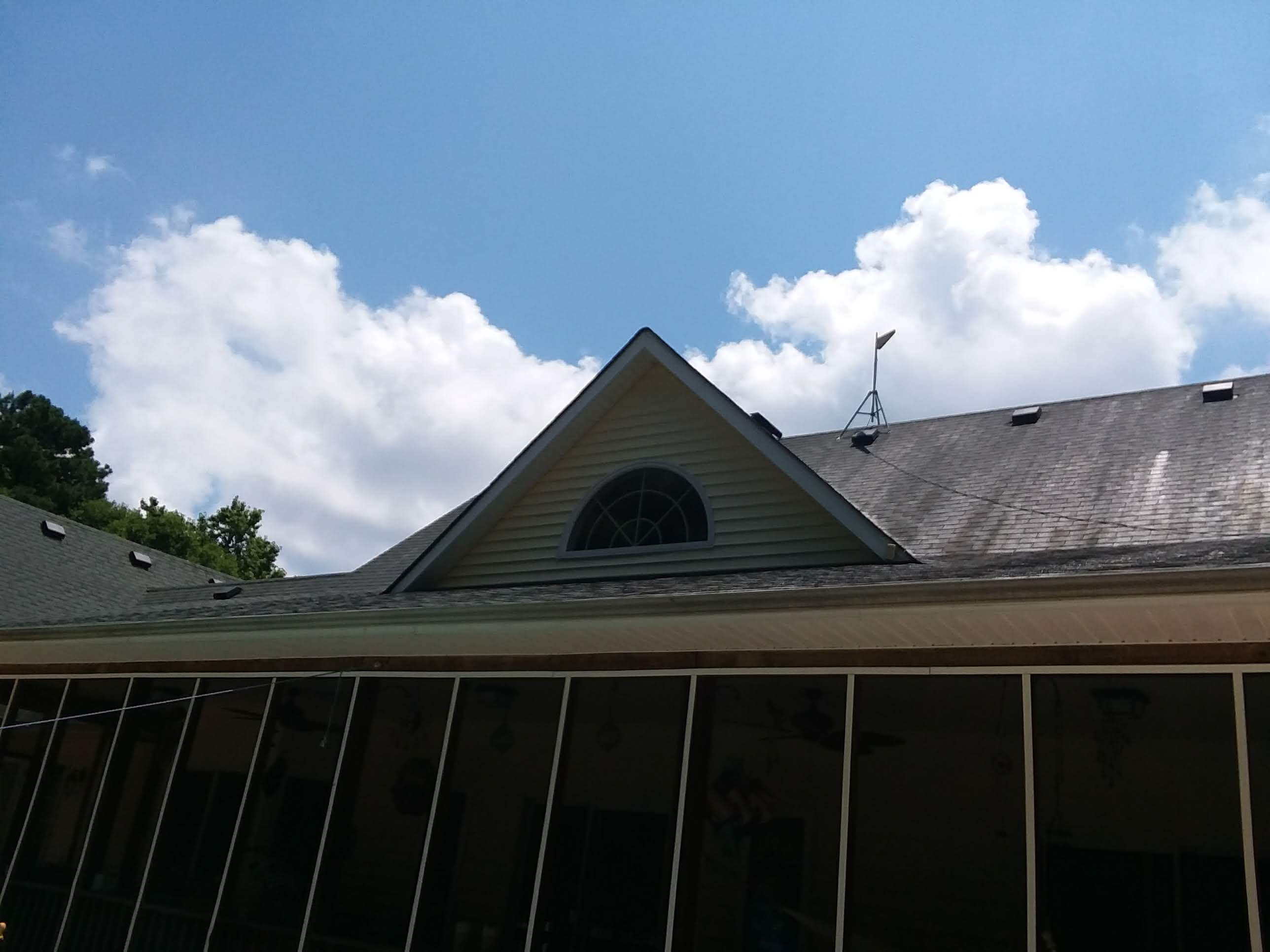 Carolina Pro Clean roof 11