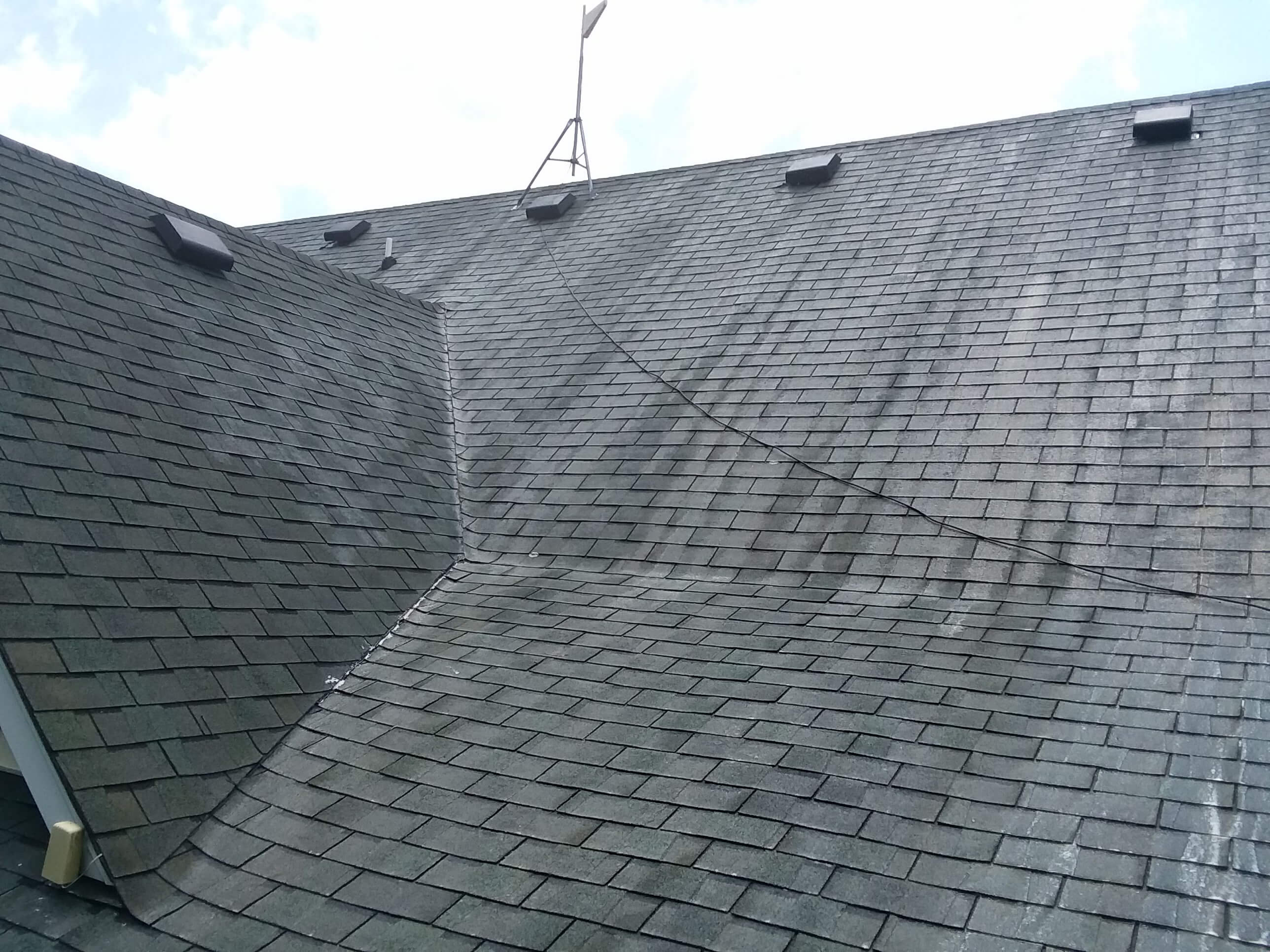 Carolina Pro Clean roof 2