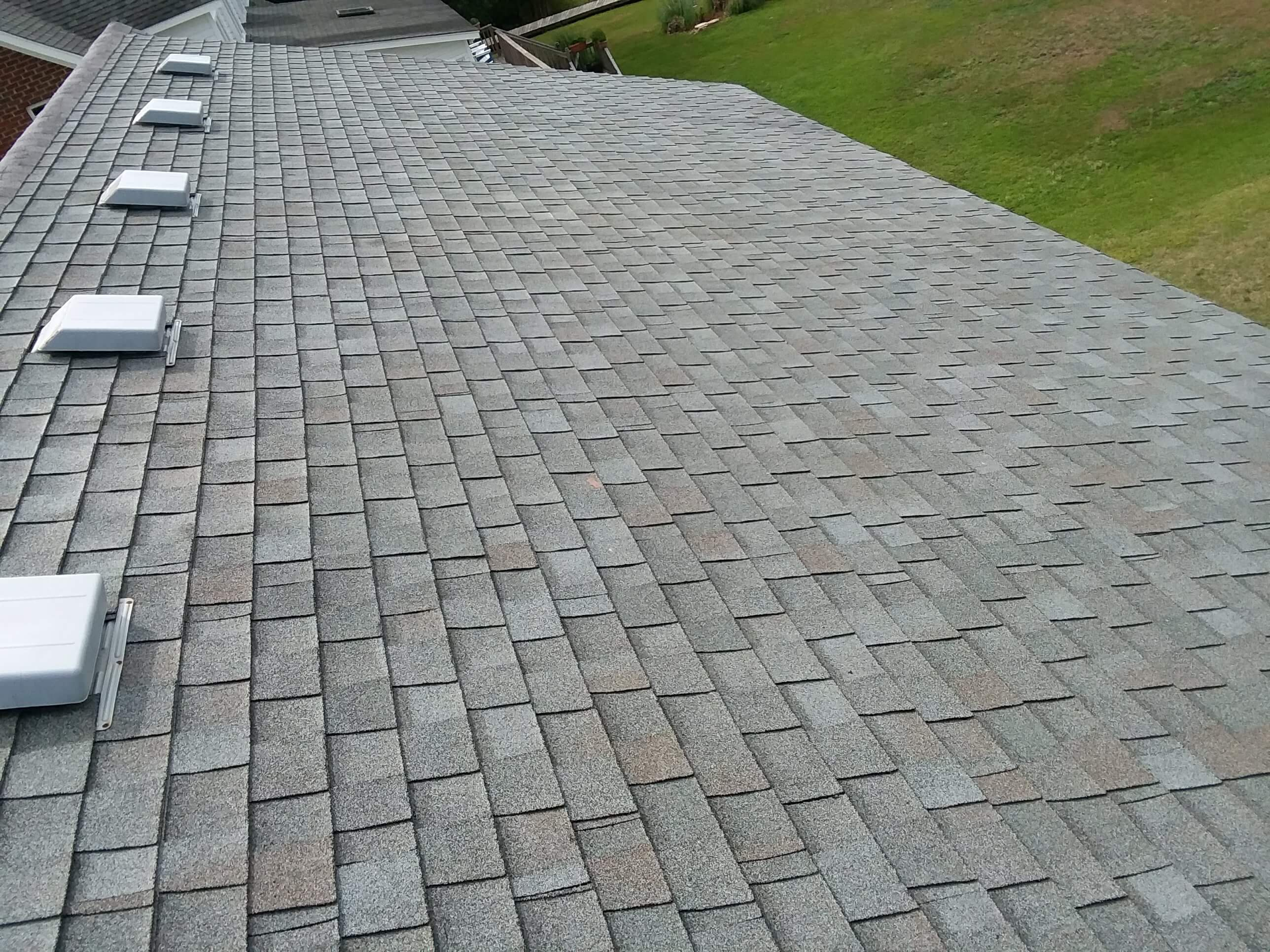 Carolina Pro Clean roof 6